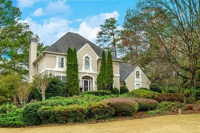 Sandy Springs Single Family Home For Sale: 7670 Blandford Place
