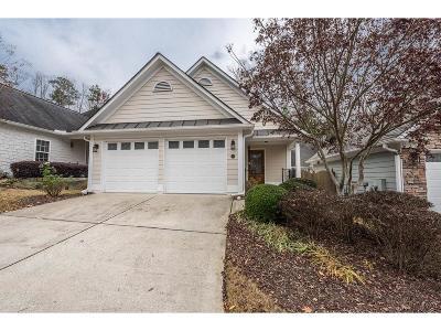 Canton Condo/Townhouse For Sale: 269 Villa Creek Parkway
