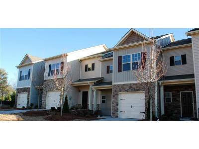 Canton Condo/Townhouse For Sale: 128 Spring Way Square #10