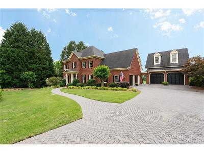Kennesaw Single Family Home For Sale