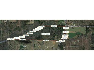 Carrollton Residential Lots & Land For Sale: 740 Sandhill Hickory Lvl Road