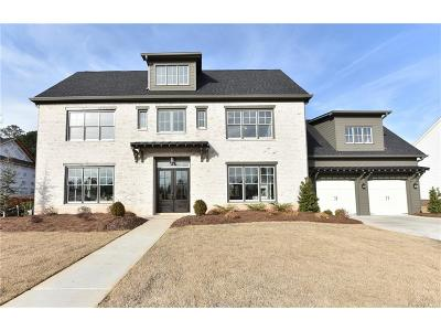 Forsyth County Single Family Home For Sale: 2725 Rustic Lake Terrace