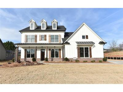 Forsyth County Single Family Home For Sale: 2735 Rustic Lake Terrace
