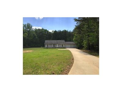 Gordon County Single Family Home For Sale: 3230 Resaca Lafayette Road NW