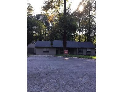 Marietta Single Family Home For Sale: 1303 Townley Place