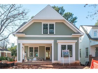 Decatur Single Family Home For Sale: 407 South Columbia Drive