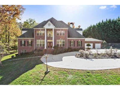 Roswell Single Family Home For Sale: 995 Hembree Road