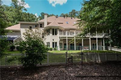 Alpharetta Single Family Home For Sale: 13525 Willowbank Lane