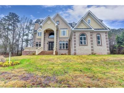 Lilburn Single Family Home For Sale: 520 Lake Front Drive