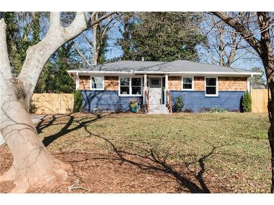 Single Family Home For Sale: 2874 Catalina Drive