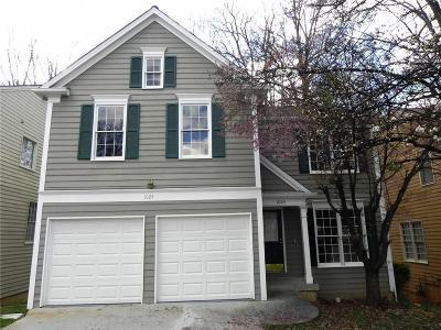 Lawrenceville Single Family Home For Sale: 1024 Wenham