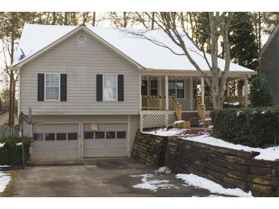Woodstock Single Family Home For Sale: 308 Rose Creek Way