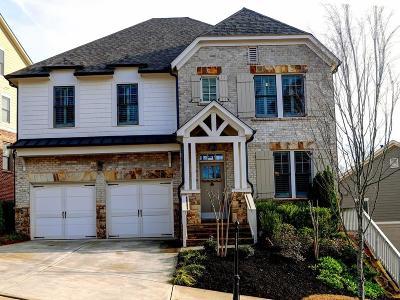 Alpharetta Single Family Home For Sale: 11760 Stratham Drive