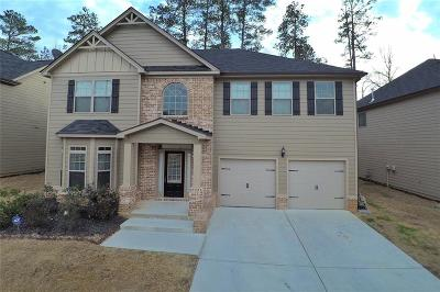 Douglasville Single Family Home For Sale: 6177 Riddle Court