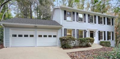 Cobb County Single Family Home For Sale: 4707 Big Oak Bend