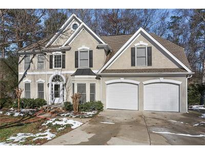 Powder Springs Single Family Home For Sale: 4800 Wilder Cliffs