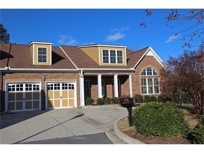 Cobb County Condo/Townhouse For Sale: 2361 Sandy Oaks Drive #2361