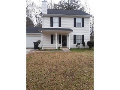 Atlanta Single Family Home For Sale: 535 Mica Trce