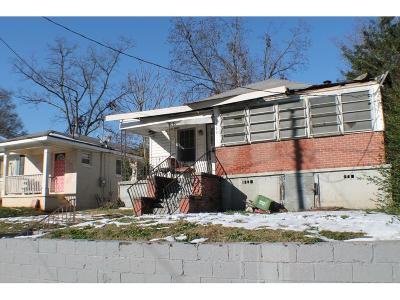 Atlanta Single Family Home For Sale: 1065 Harwell Street