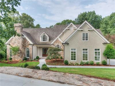 Fulton County Single Family Home For Sale: 590 Widgeon Lane