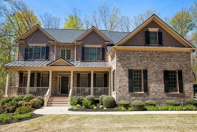 Forsyth County Single Family Home For Sale: 5790 Windjammer Point