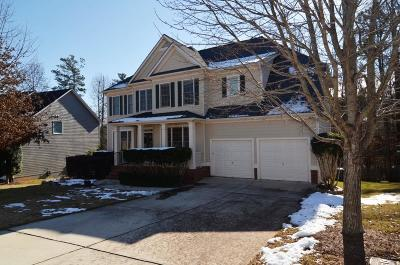 Dallas Single Family Home For Sale: 88 Southshore Pass