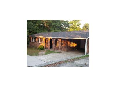 Lithonia Single Family Home For Sale: 7078 Hammond Way