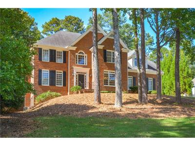 Cobb County Single Family Home For Sale: 771 Crossfire Ridge NW