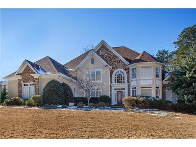 Single Family Home For Sale: 12250 Magnolia Circle