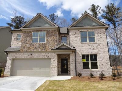 Lawrenceville Single Family Home For Sale: 1994 Brittlebank Lane #33