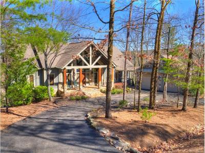 Jasper Single Family Home For Sale: 861 Summit Drive