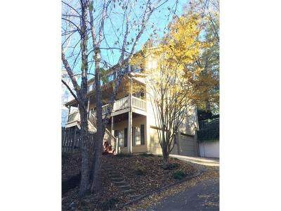Single Family Home For Sale: 1155 Davis Place NW #D