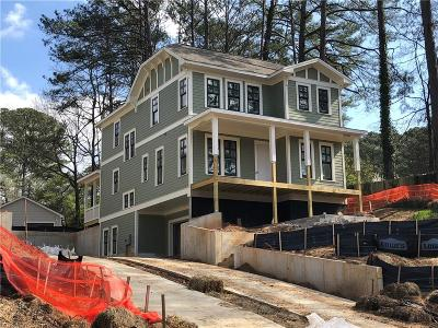 Decatur Single Family Home For Sale: 541 North Superior Avenue