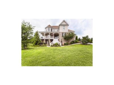 Forsyth County Single Family Home For Sale: 5225 Ridge Farms Drive