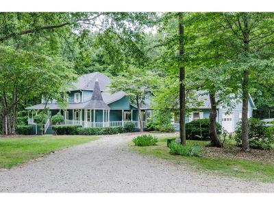 Cherokee County Single Family Home For Sale: 219 Town Creek Drive