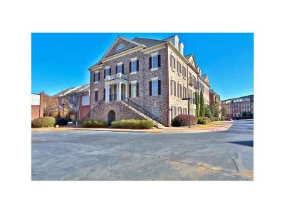 Cobb County Condo/Townhouse For Sale: 2101 Monhegan Way SE
