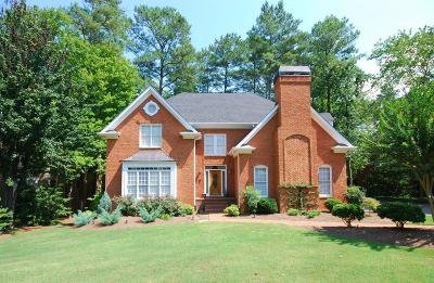 Cobb County Single Family Home For Sale: 70 Gatewood Drive