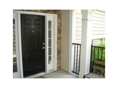 Cobb County Condo/Townhouse For Sale: 2400 Cumberland Parkway #604