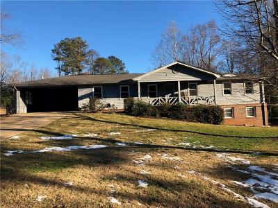 Cobb County Single Family Home For Sale: 4608 Karron Drive
