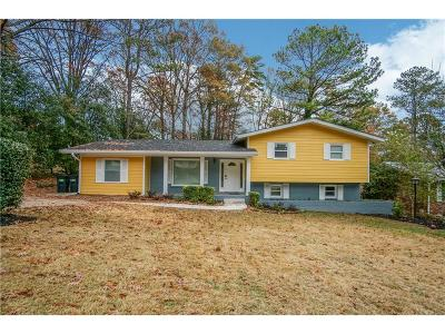 Decatur GA Single Family Home For Sale: $455,000