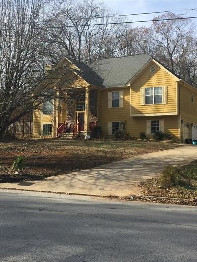 Carroll County, Coweta County, Douglas County, Haralson County, Heard County, Paulding County Single Family Home For Sale: 5598 Twin Oak Drive