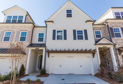 Cobb County Condo/Townhouse For Sale: 3265 Artessa Lane