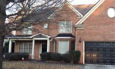 Single Family Home For Sale: 4447 Crestoak Drive
