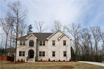 Single Family Home For Sale: 4356 Tumbling Lane #92