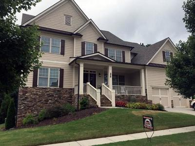Canton Single Family Home For Sale: 770 Crescent Circle