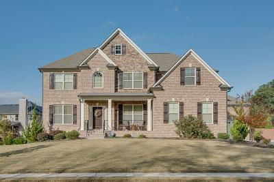 Lawrenceville Single Family Home For Sale: 1349 Mill Pointe Court