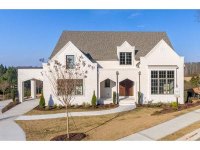 Johns Creek Single Family Home For Sale: Barkston Way