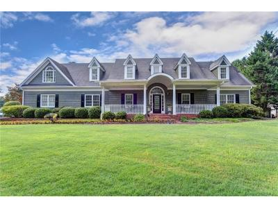 Powder Springs Single Family Home For Sale: 5030 Brown Road