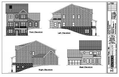 Smyrna Single Family Home For Sale: 3964 Central Garden Court