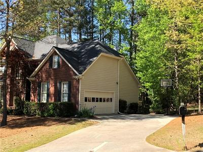 Suwanee Single Family Home For Sale: 4435 Landover Way